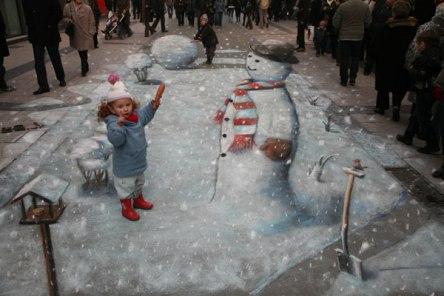 snowman-i