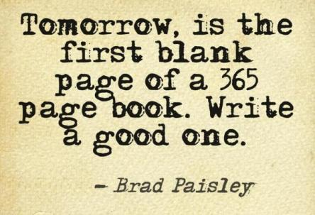 new-year-quotes-sayings-positive-brad-paisley